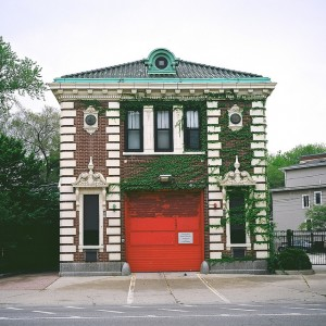 Ridge firehouse. Credit: Flickr/Fat Squirrel Photography
