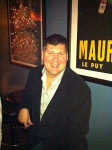 Five Questions:  The Marty Behind Marty's Martini Bar