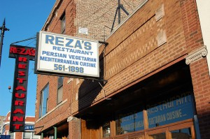 Reza's Andersonville location on Clark.  Credit: YoChicago / Flickr