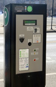 Chicago parking meter. Credit: lynne_b / Flickr