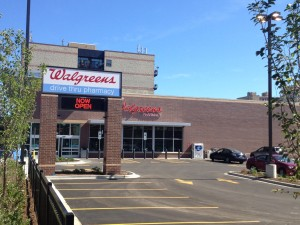 New Walgreen's store. Credit: Jeremy Bressman