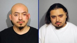 Daniel Delgado (left) and Hector Moreno (right). Credit: Chicago Police Department via ABC 7