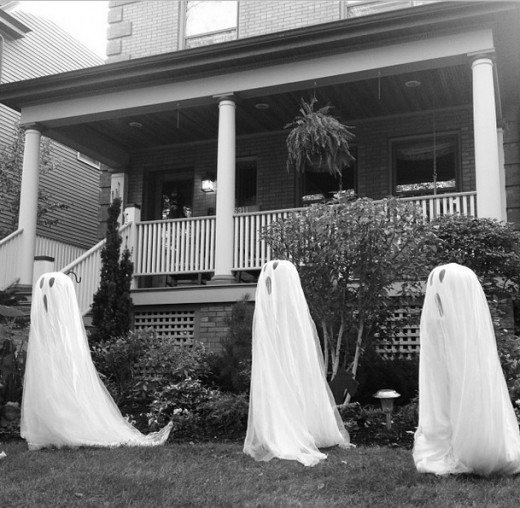 Ghosts on Magnolia. Credit: Jeremy Bressman