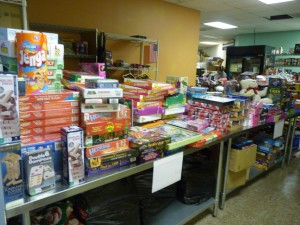 Last year's toy drive helped 600 families.  Credit: Kim Dale / Chicago Now