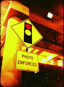 Red Light Camera to Stay at Hollywood