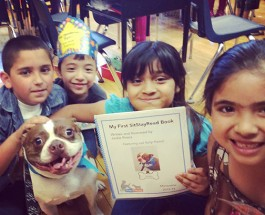 Andersonville Businesses Work With Local Group That Uses Dogs To Help CPS Kids Learn To Read