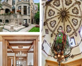 Andersonville's Iconic Castle On Berwyn Is On The Market For The First Time In Almost 50 Years
