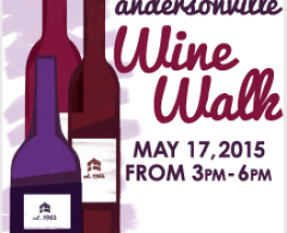 Andersonville Prepares For This Year's Wine Walk