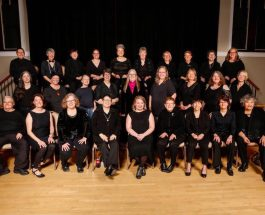 Chicago's Lesbian Feminist Chorus Artemis Singers To Perform At Women & Children First Block Party