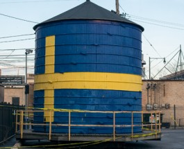 Old Iconic Andersonville Water Tower Cannot Be Saved, Replacement Needed