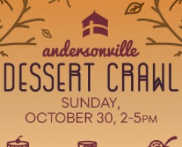 Trick Or Treating For Adults At The Andersonville Dessert Crawl