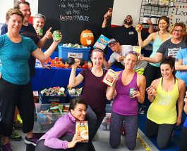 With 8% Of Chicago Households Being Food Insecure, Members At Andersonville Gym Crush Donation Goals To Help