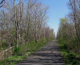 Edgewater Will Link To Joliet After Two Mile Bike Trail Gap Is Completed