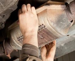 Police Warn Of More Catalytic Converter Thefts In The Area