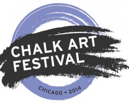 Chicago Chalk Art Festival, A Temporary Art Installation In Edgewater!