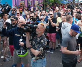 LGBTQ Rally Planned At Midsommarfest, To Coincide With National Pride March
