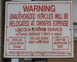 Lincoln Towing's License Suspended But Says It Will Continue Towing