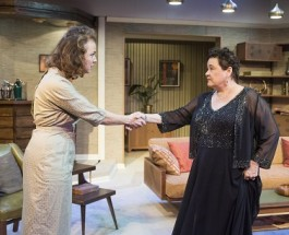 "The Midwest Premiere of Horton Foote's ""The Old Friends"" at Raven Theatre"