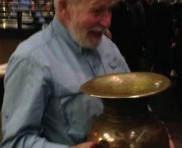 To Kodiak and Back: a Story of a Spittoon
