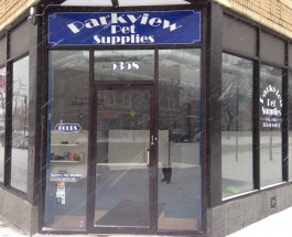 Edgewater's Local Parkview Pet Supplies Closes