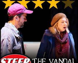 "Edgewater Theaters Produce Work for the Visually Impaired: Steep's ""The Vandal"""