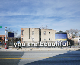 You Are Beautiful Art Installation Surpasses Fundraising Goal