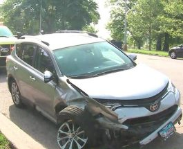 Motorist Flees Edgewater Accident Then Crashes Again Going Wrong Way On Lake Shore Drive