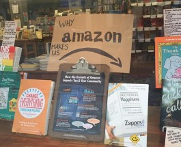 Women And Children First And 16 Other Local Bookstores Get Tough On Amazon