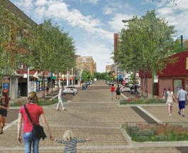 Argyle Streetscape Construction Resumes Today, Will Be Completed This Summer