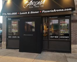 After 20 Years In Business, Pizzeria Aroma Moves To Larger Space