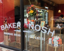 Uptown Baker & Nosh To Relocate, Edgewater Location Opening Late Summer