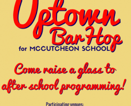 Bar Hop To Benefit McCutcheon School, Aldermen To Be Guest Bartenders