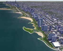Edgewater Beach Walk Supporters Ask George Lucas To Help Fund The Project