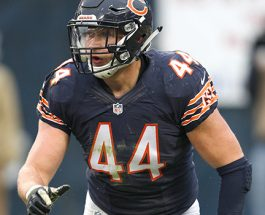 Chicago Bears Player To Help Kick Off Care For Real's 2017 Toy Drive