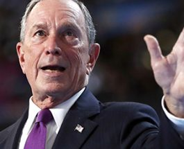 Democratic Presidential Candidate Mike Bloomberg Opens Edgewater Campaign Office