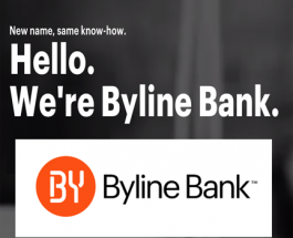 North Community Bank Rebrands Itself As Byline Bank
