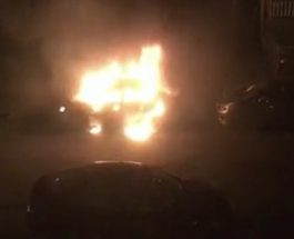Vehicle That Caught Fire Killing Woman Inside Was Parked There For Weeks
