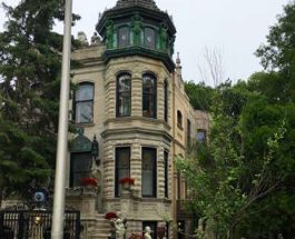 Castle On Berwyn Owner Will Be Selling Off Its Iconic Stone Carvings This Weekend