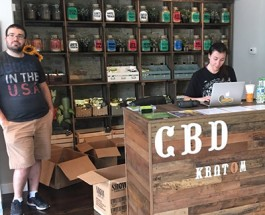 New Store Selling Cannabis and Kratom Products Opens On Andersonville Strip