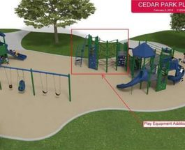 Edgewater's Cedar Park To Celebrate Reopening Tomorrow After $200K Facelift