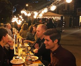 Andersonville Farmer's Market Celebrates 10 Years With Special Outdoor Community Dining Event