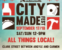 Chicago's Only Fest Featuring Local Artisans And Craft Beer Returns To Andersonville