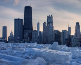 Below Zero Weather Hits Edgewater, Message From The Alderman