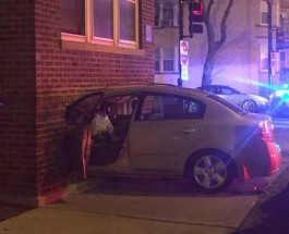 Wild Police Chase Goes Through Edgewater Last Night, 2 Accidents Reported