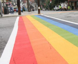 Could Edgewater See Rainbow Crosswalks In LGBTQ Community's Honor?