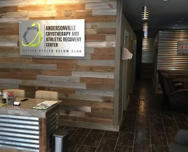 New Andersonville Cryotherapy Center Wants To Freeze Your Pain Away