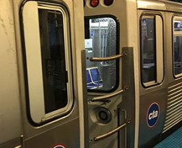 Suspect Sought After Man Was Stabbed In The Head On CTA Near Bryn Mawr