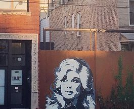 Hello Dolly! Edgewater Duo Turns Graffiti Eyesore Into Pop Art Sensation