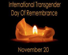 Program To Honor International Transgender Day Tomorrow In Andersonville