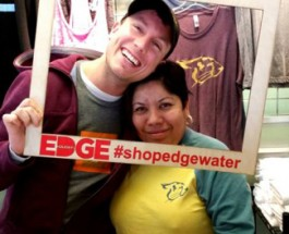 Groupon Promotes Edgewater Packpage to Highlight Local Businesses